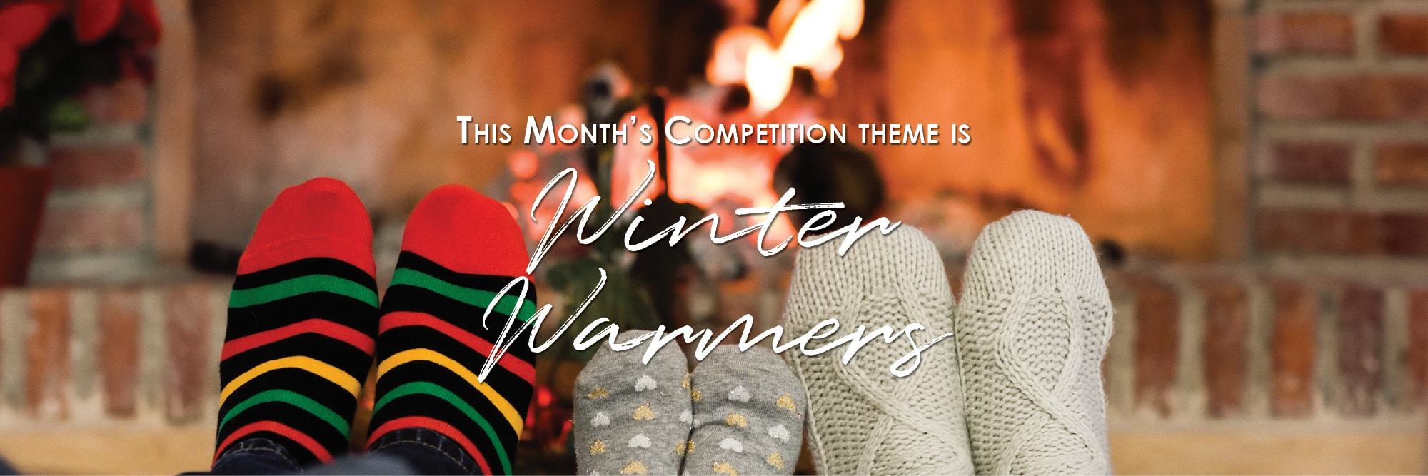 Winter Warmer Banner